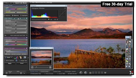 Sagelight 48-bit Image Editor Trial 3.1.02